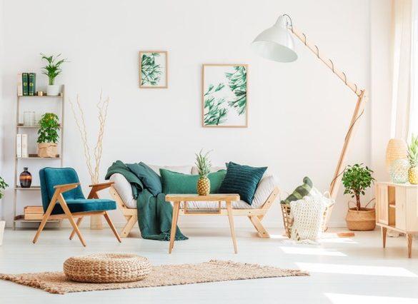 Descoperă redecorarea practică într-un spațiu de mici dimensiuni cu canapele extensibile