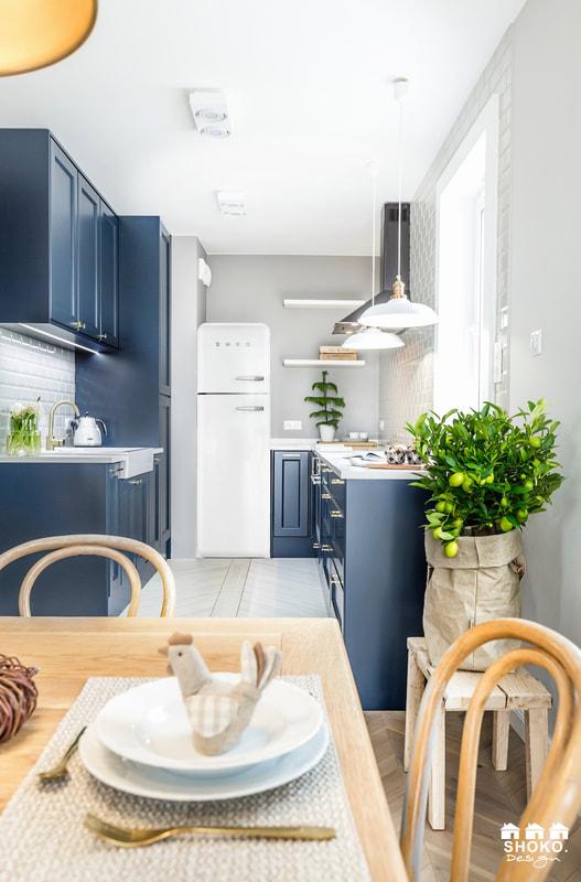 Design interior în plan deschis pentru un apartament de 70 m² 1b