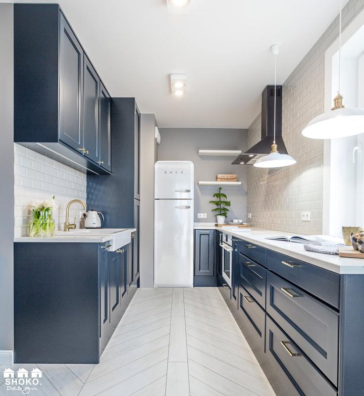 Design interior în plan deschis pentru un apartament de 70 m² 1c