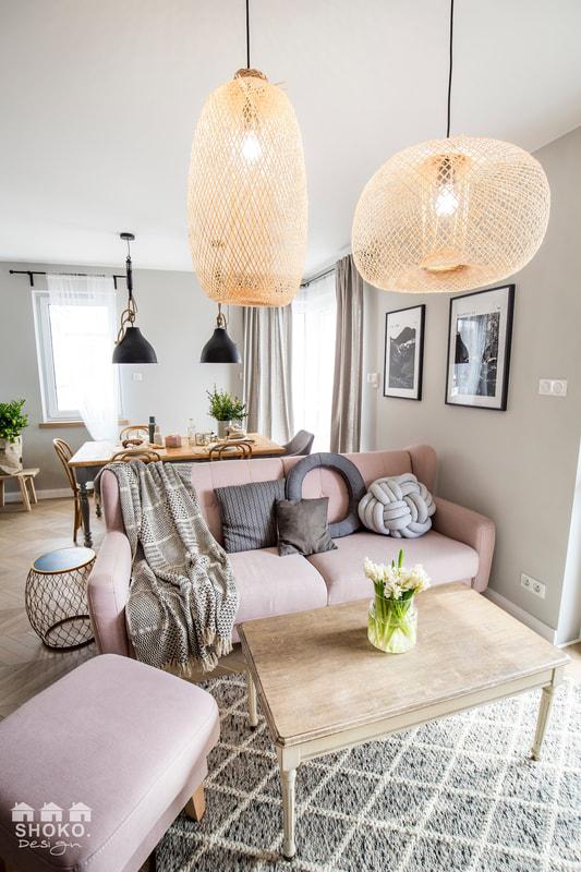Design interior în plan deschis pentru un apartament de 70 m² 2