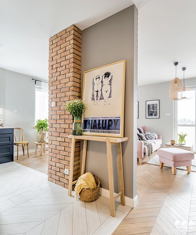 Design interior în plan deschis pentru un apartament de 70 m² 3