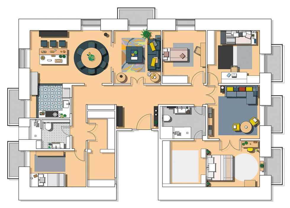 plan casa spania