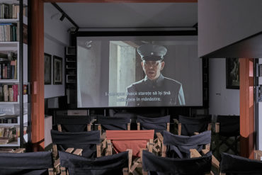 cinema in living