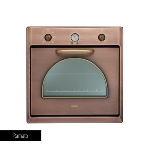 Cuptor rustic incorporabil