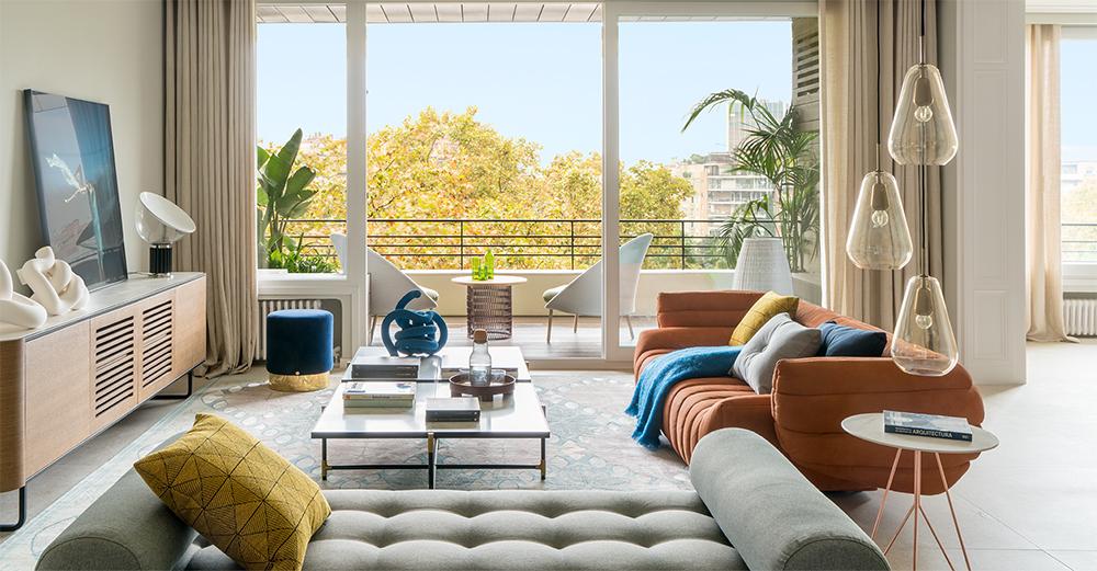Design-eclectic-și-accente-geometrice-într-un-apartament-elegant-din-Barcelona-1