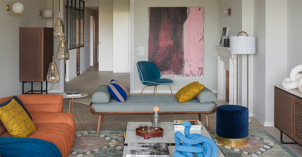 Design-eclectic-și-accente-geometrice-într-un-apartament-elegant-din-Barcelona-3