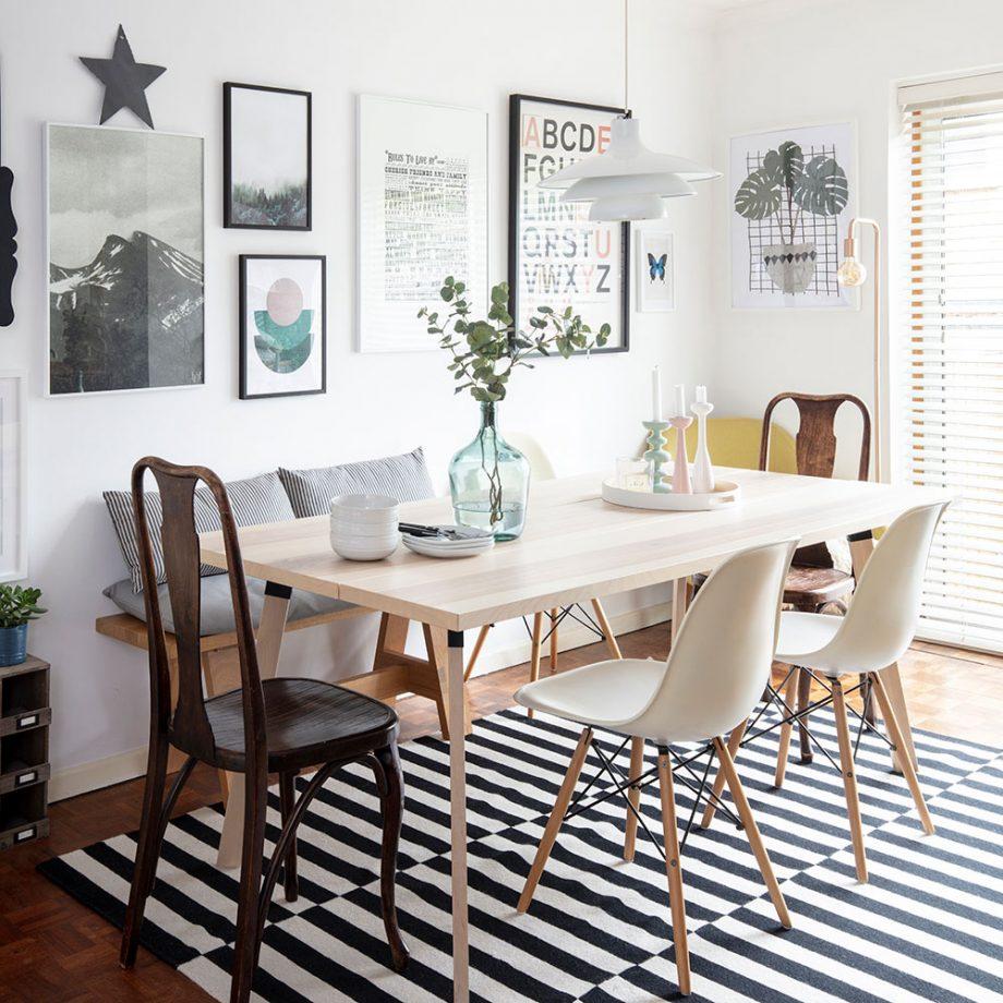 Design interior scandinav cu accente vesele de culoare 5