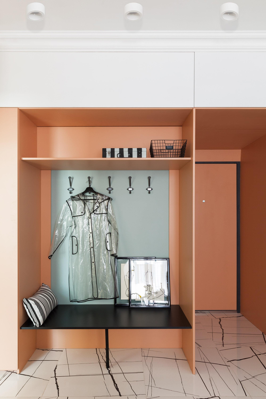 Retro-șic într-un apartament de 3 camere [50 m²] 2