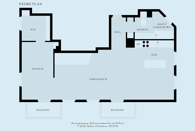 Scări din lemn, ramuri de copaci și accente vintage într-un apartament pe două niveluri 21