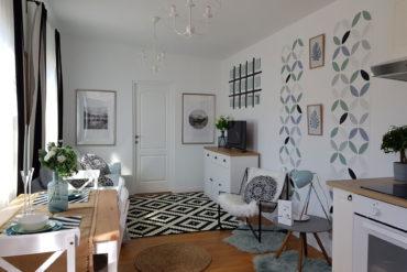 interior casă mobilă