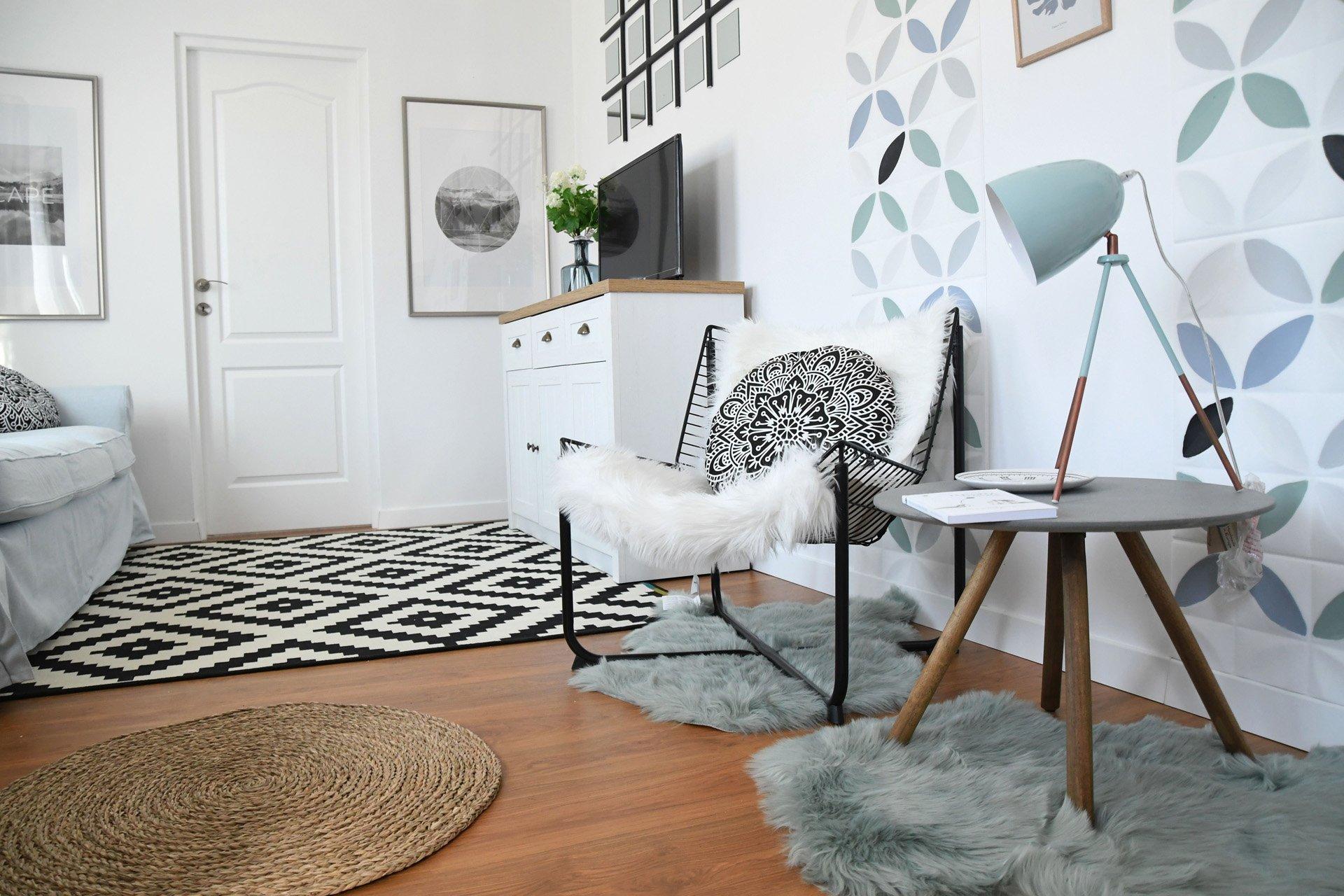 living casă mobilă