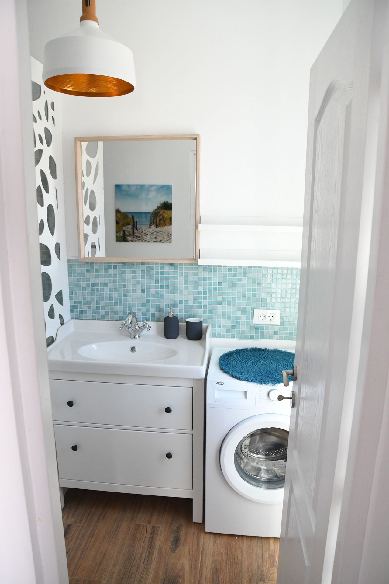 baie casă mobilă