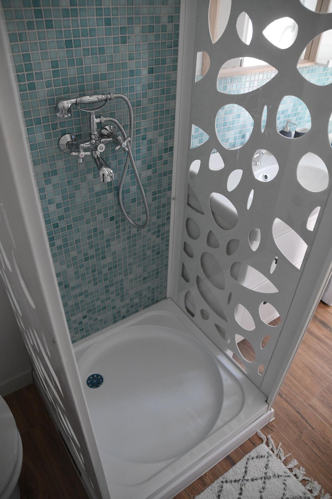 duș casă mobilă