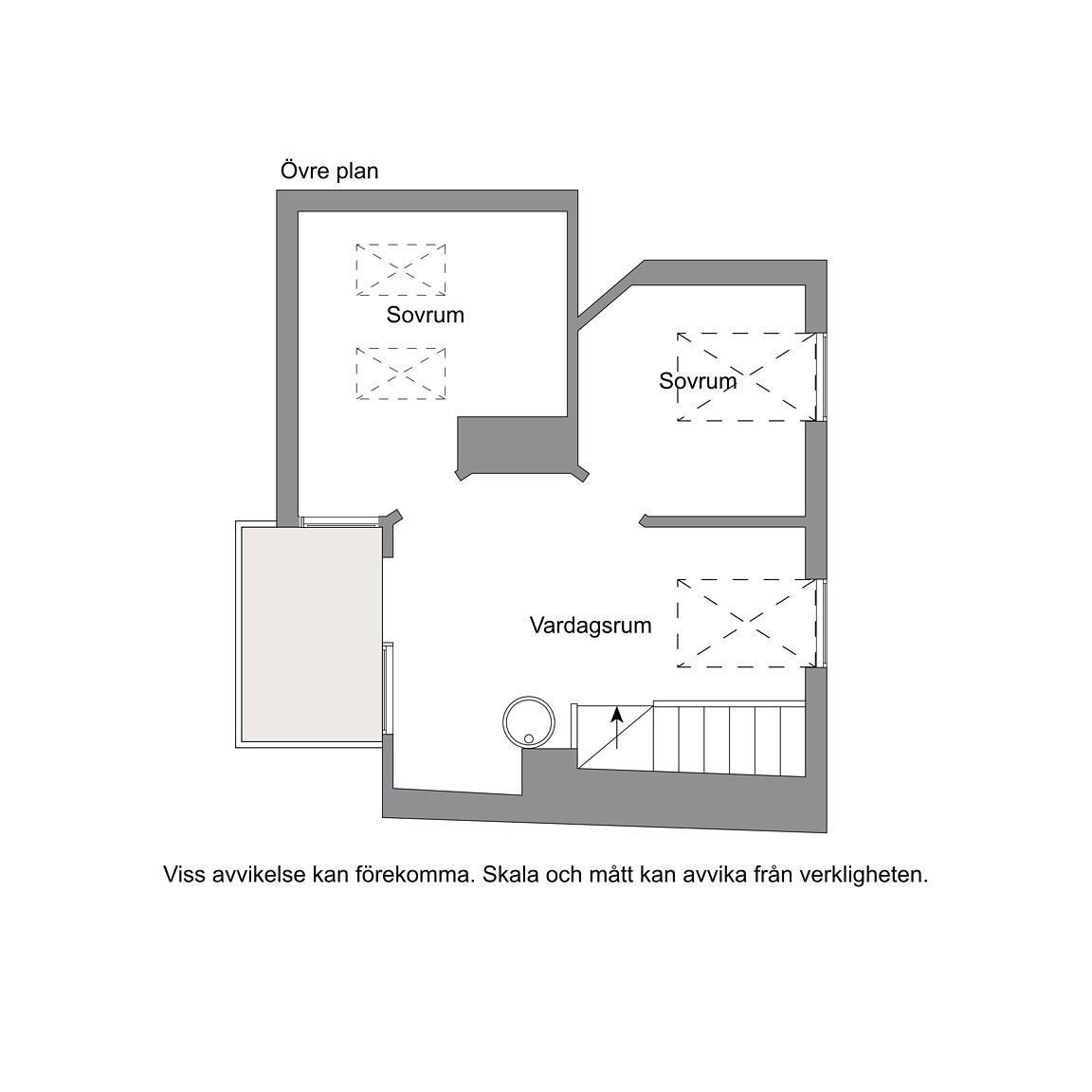 Accente rustice și vintage într-o mansardă pe două niveluri 22