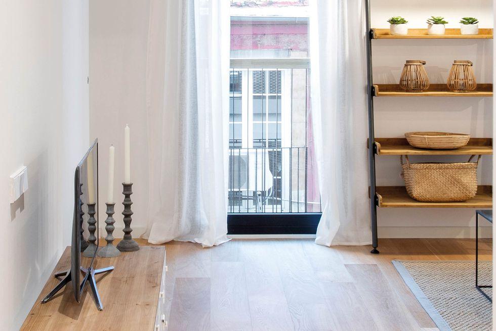 Amenajare practică și decor modern într-un apartament de 55 m² 7