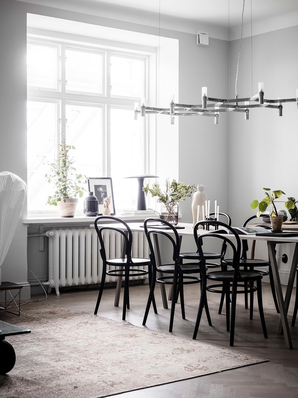 Amenajare scandinavă într-un apartament de 87 m² 2