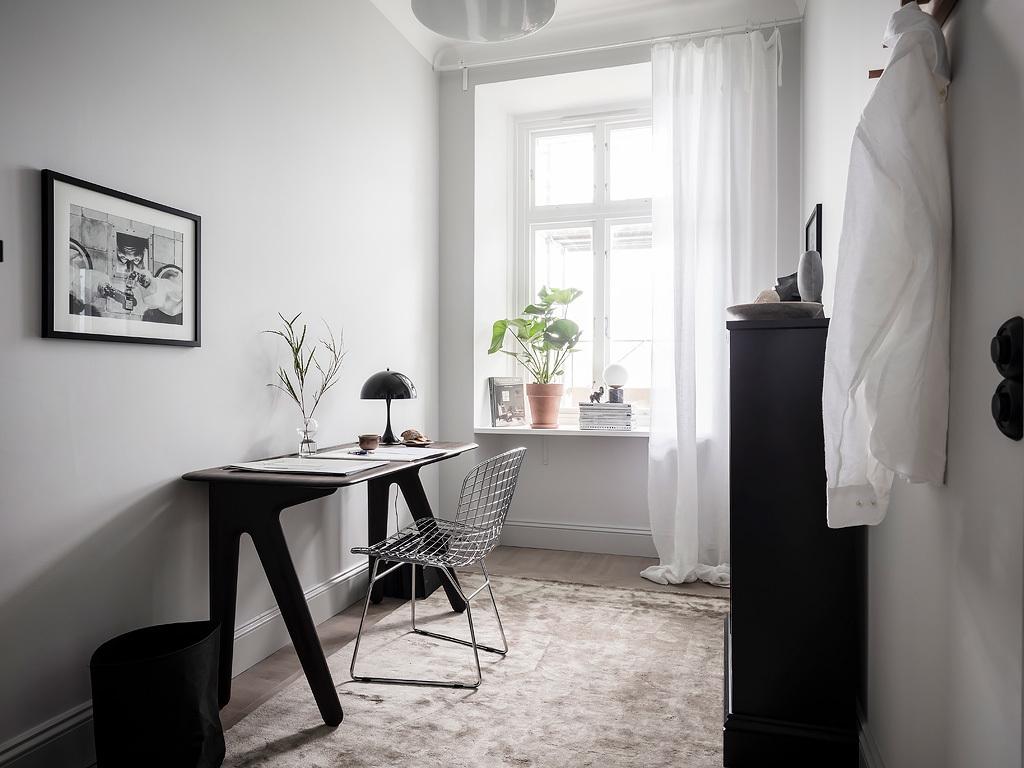 Amenajare scandinavă într-un apartament de 87 m² 28