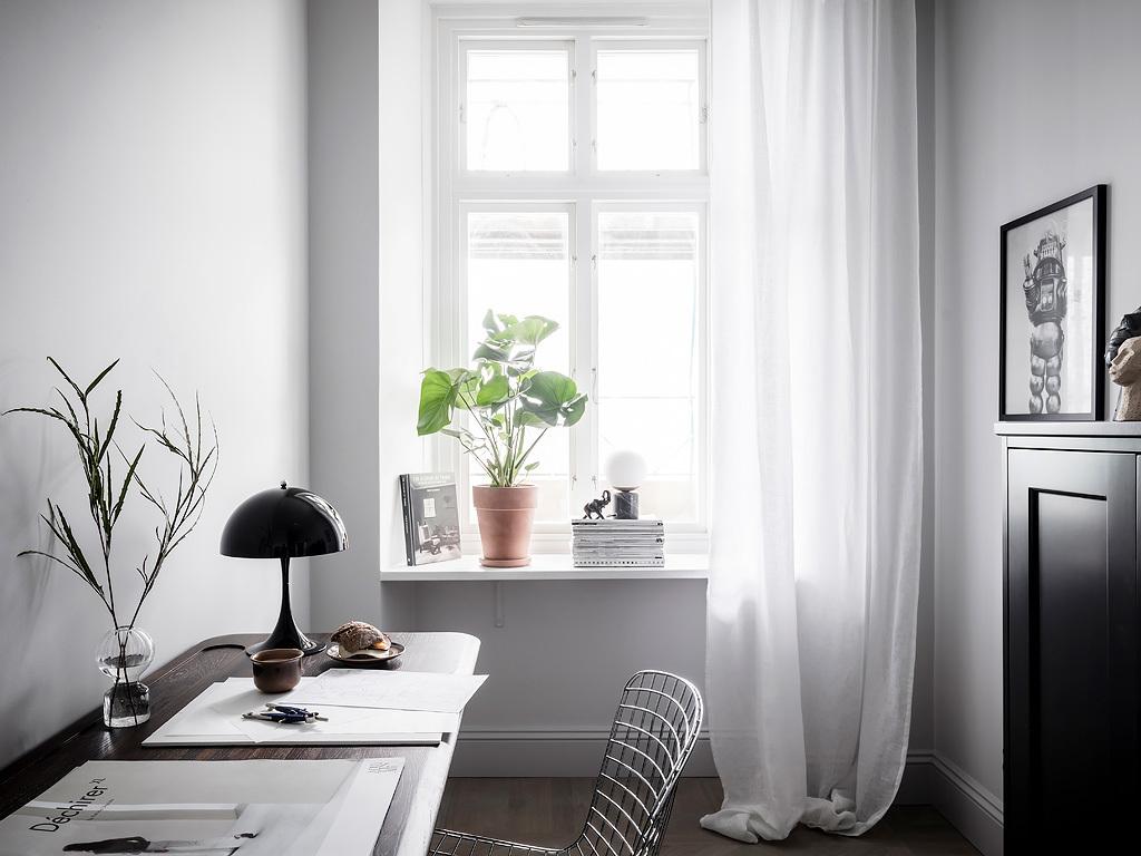 Amenajare scandinavă într-un apartament de 87 m² 29