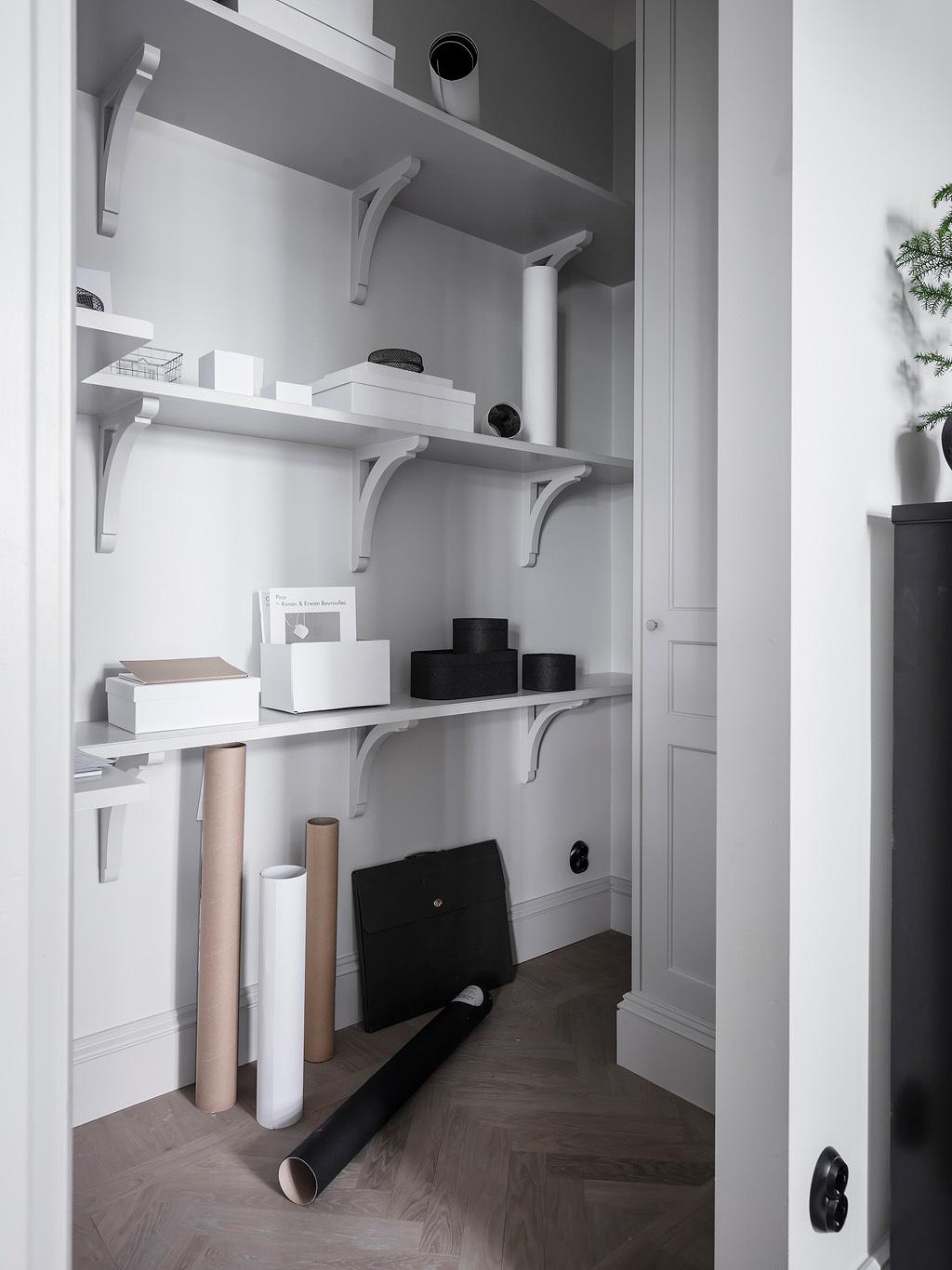 Amenajare scandinavă într-un apartament de 87 m² 31