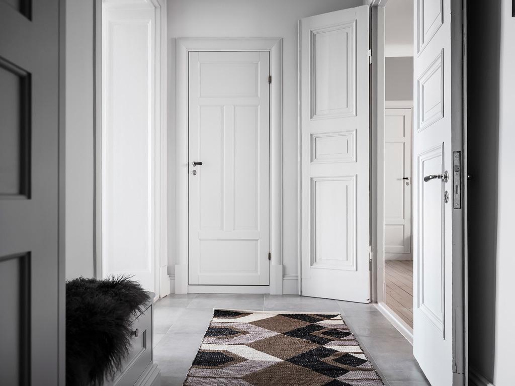 Amenajare scandinavă într-un apartament de 87 m² 33
