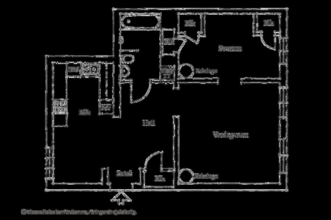 Tonuri de gri pe pereți într-un apartament 74 m² dintr-o clădire din sec. XIX 20