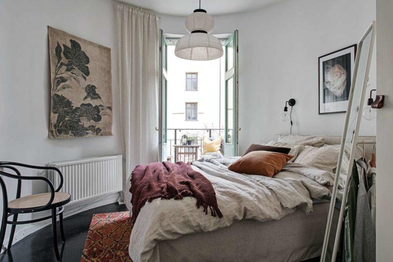 Dormitor rotund
