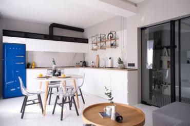 O cameră în plus într-un apartament de 48 m²