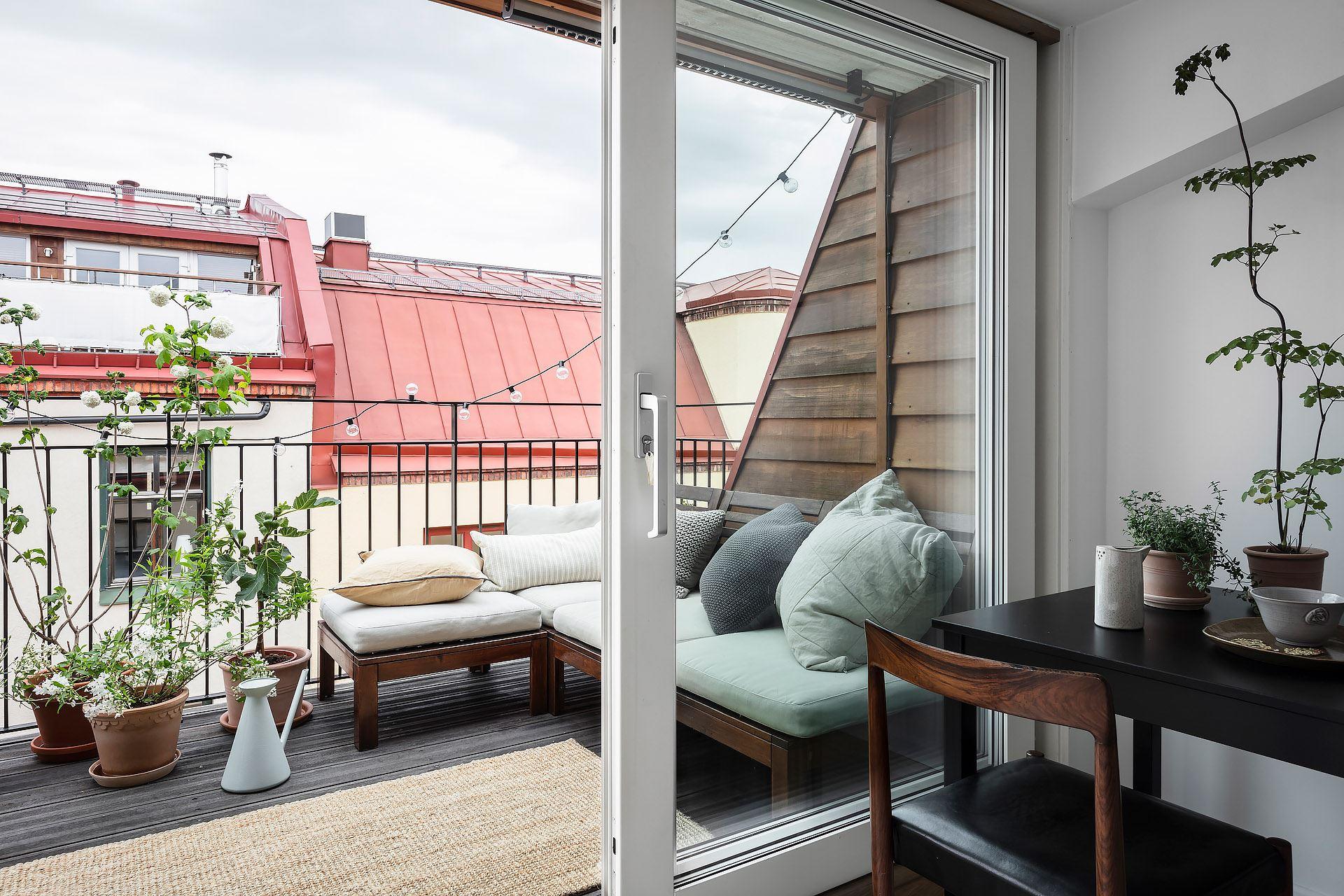 balcon la mansarda