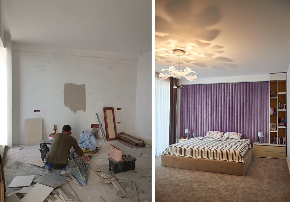 Înainte și după