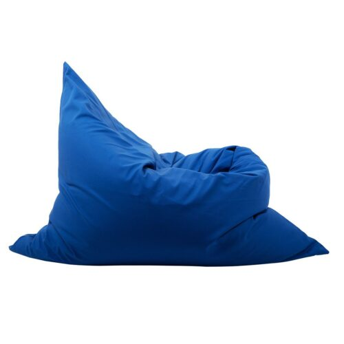 Fotoliu puf albastru