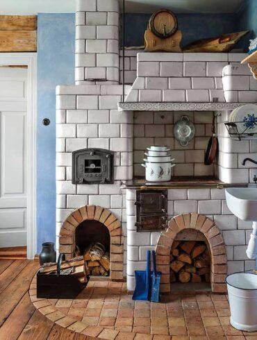 Design interior - Bucatarie rustica