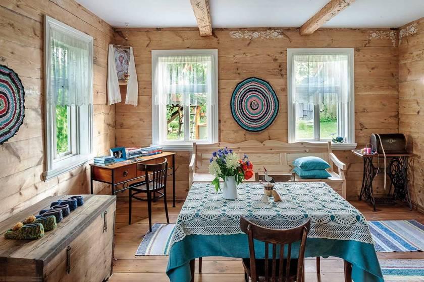 Design interior Casa Rustica