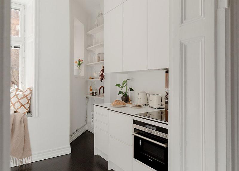 Decor luminos și aerisit într un apartament de 52 m² 10