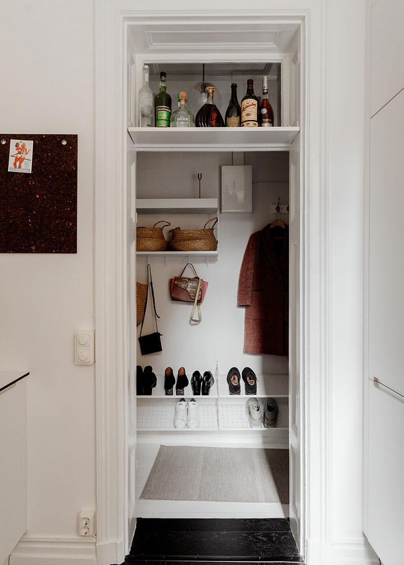 Decor luminos și aerisit într un apartament de 52 m² 14