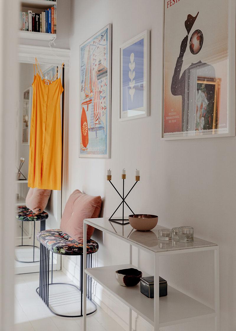 Decor luminos și aerisit într un apartament de 52 m² 16