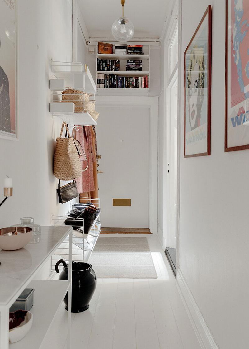 Decor luminos și aerisit într un apartament de 52 m² 17