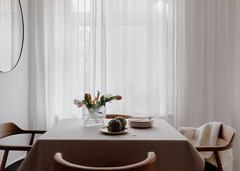 Decor luminos și aerisit într un apartament de 52 m² 3