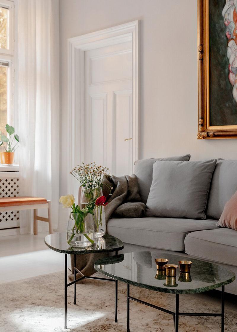 Decor luminos și aerisit într un apartament de 52 m² 4