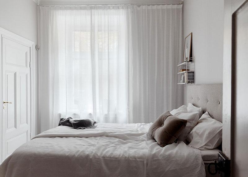 Decor luminos și aerisit într un apartament de 52 m² 5b