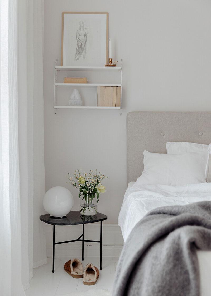 Decor luminos și aerisit într un apartament de 52 m² 5c