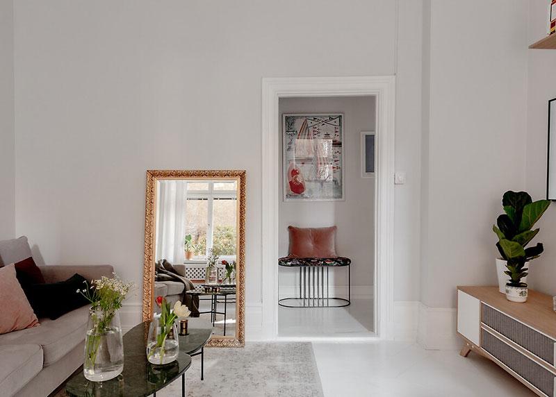 Decor luminos și aerisit într un apartament de 52 m² 7