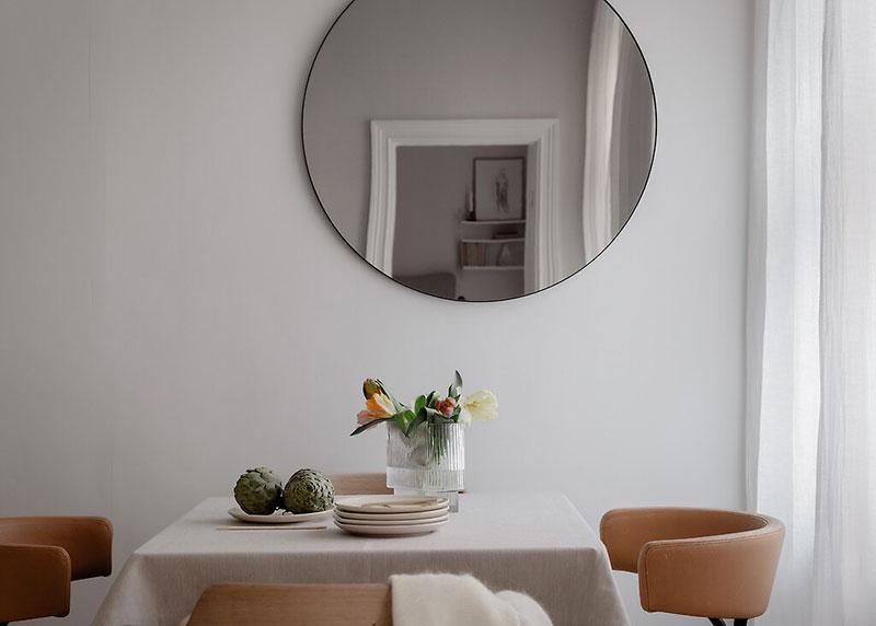 Decor luminos și aerisit într un apartament de 52 m² 8