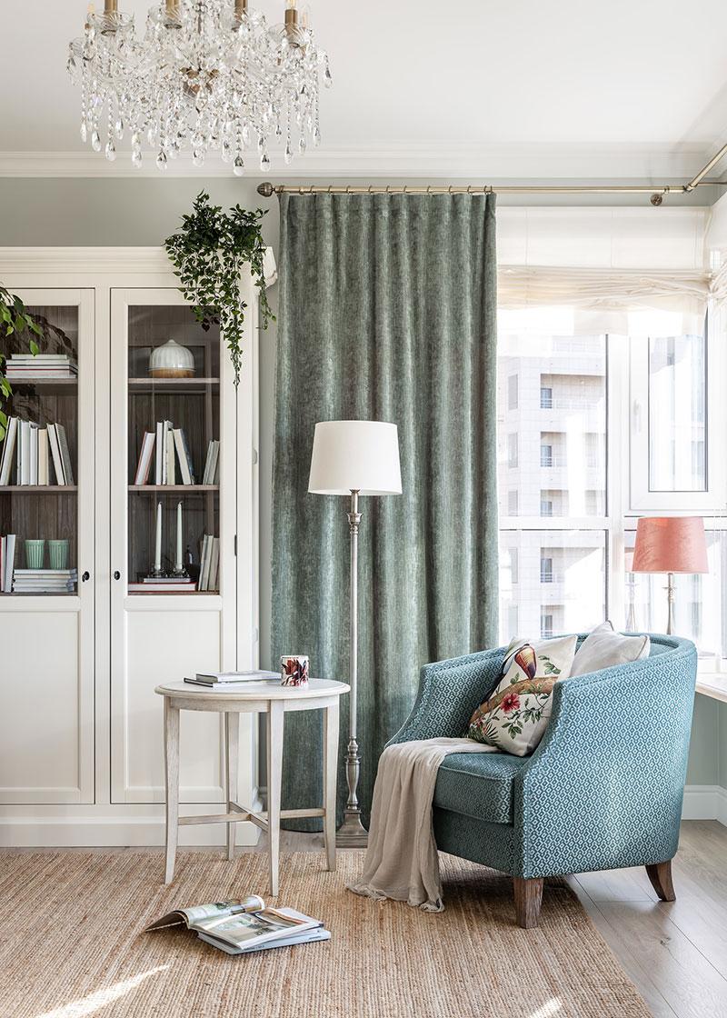 Detalii clasice - Design interior