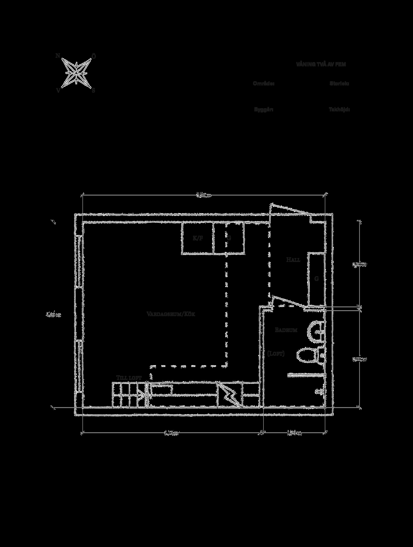 Pat suspendat într o garsonieră de 22 m² din Suedia 25