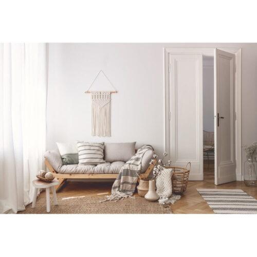 canapea extensibilă din lemn