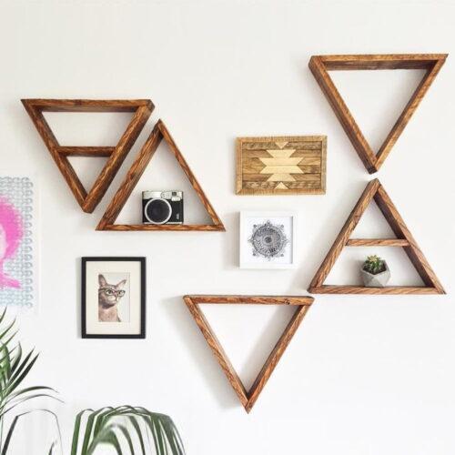 Set rafturi triunghiulare