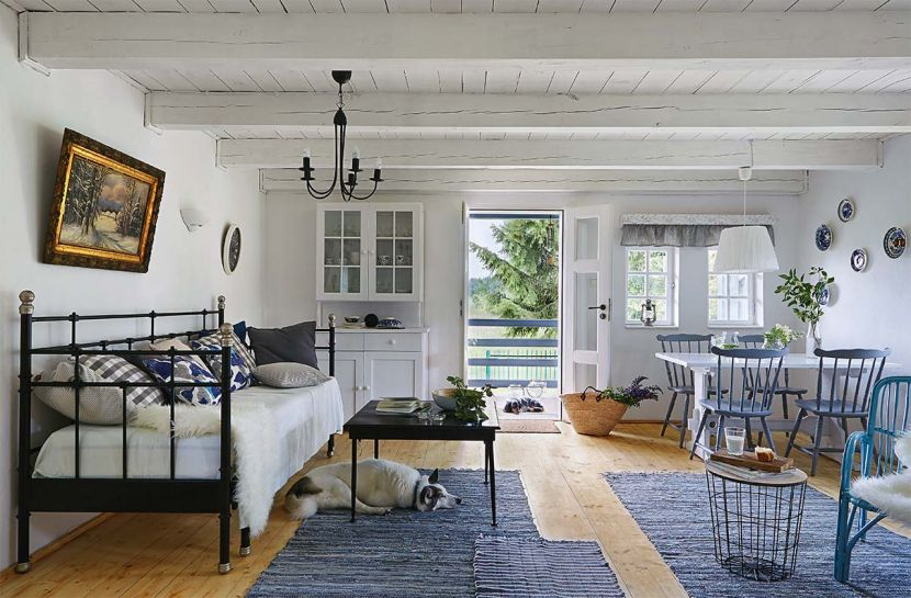 Casa de la țară - Design interior