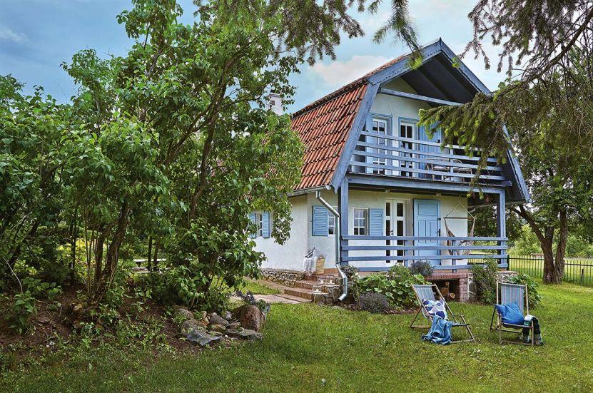 Casa de la țară - Exterior