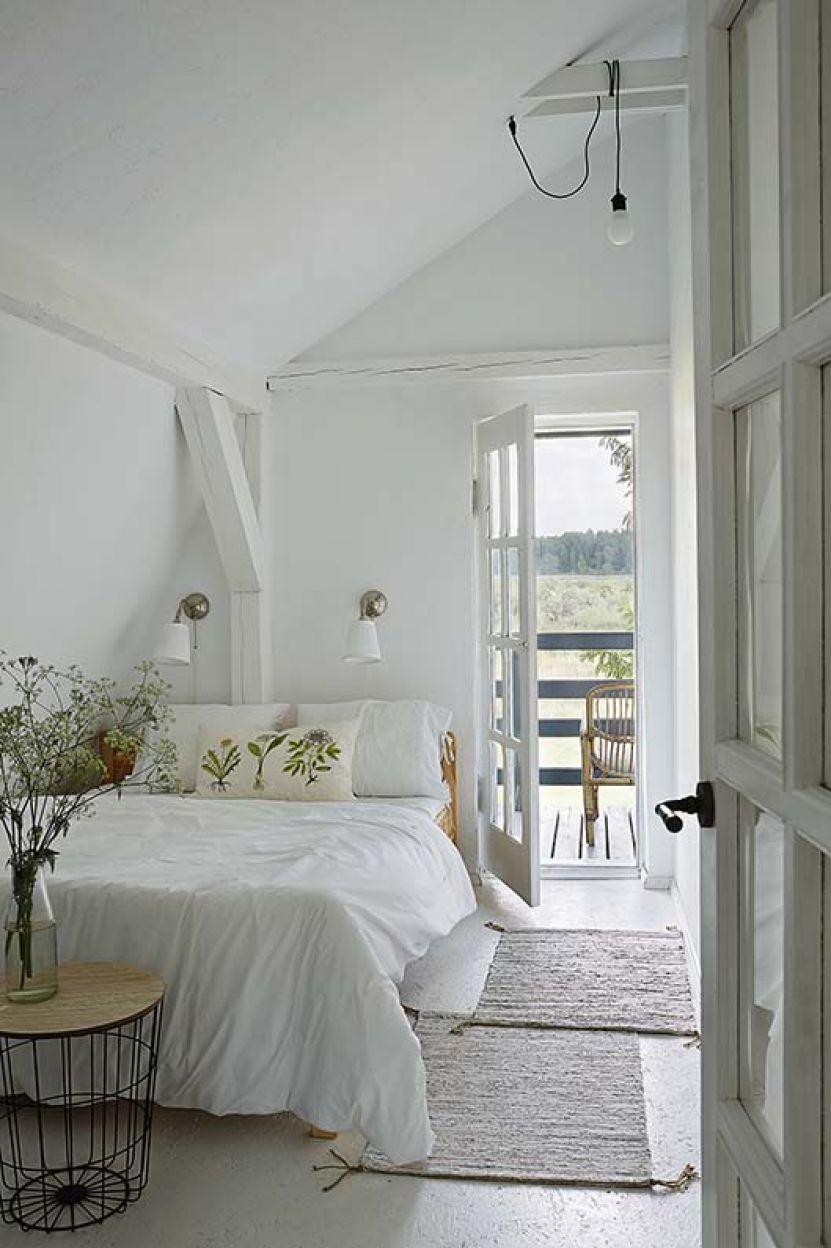 Casa de la țară - Dormitor