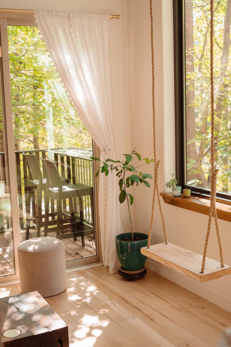 Căsuță în pădure de numai 37 m² cuibul perfect pentru o vacanță în doi 10